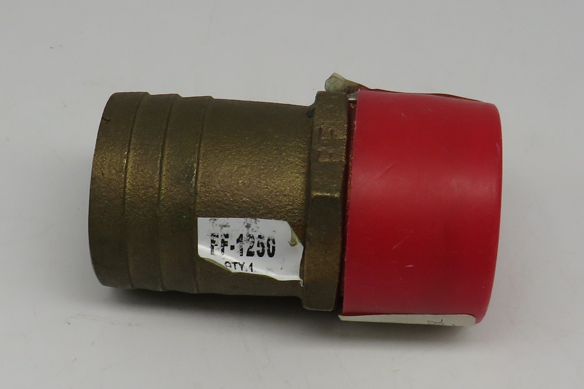 FF-1250 Groco Bronze Hose to Pipe Adapter 1-1/4
