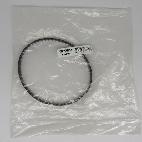 P-8003 Groco Drive Belt/Paragon JR