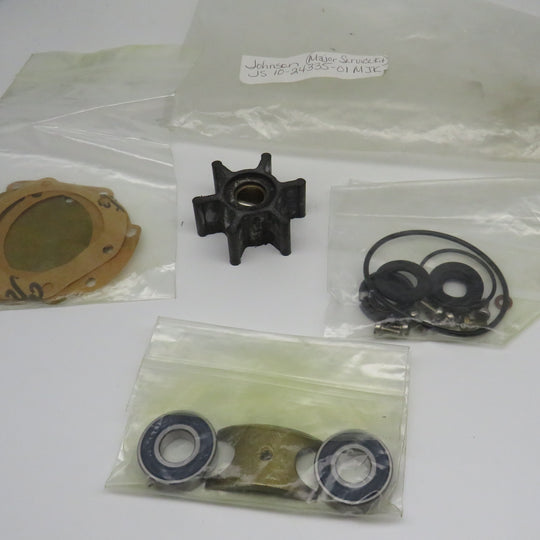 JS10-24335-01MJK Johnson Major Service Kit