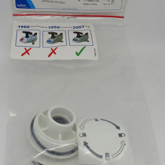 29044-3000 Jabsco Par Seal Housing Assembly