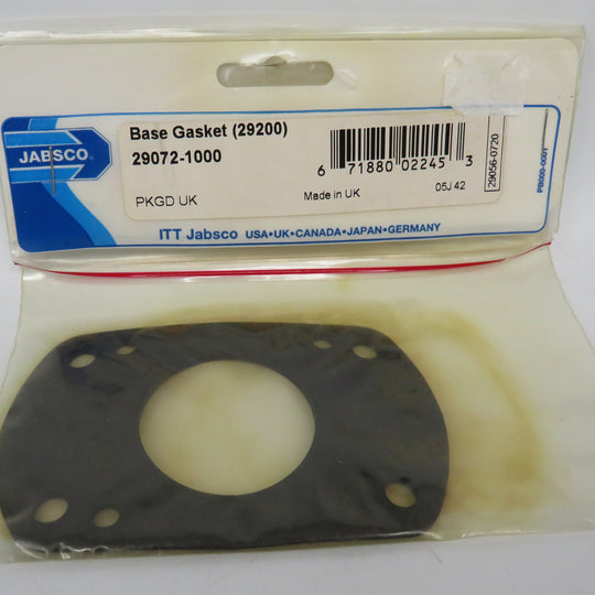 29072-1000 Jabsco Par Base Gasket for 29100