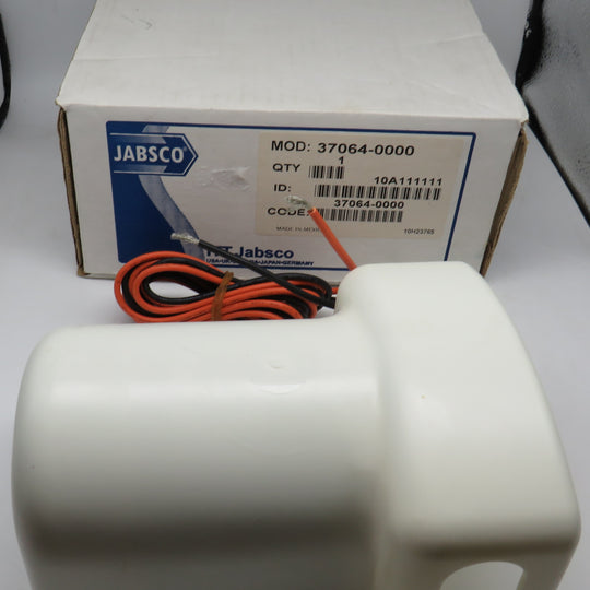 37064-0000 Jabsco Par Replacement Motor for Electric Head