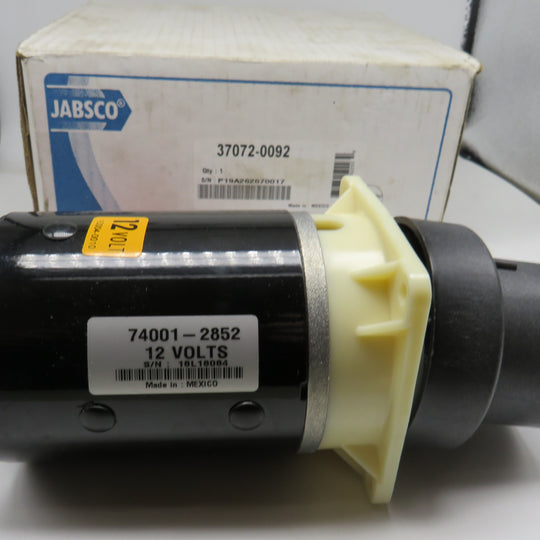 37072-0092 Jabsco Par Macerator Pump Assembly
