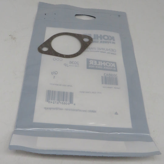 359843 Kohler Intake Pipe Gasket for Carburetor 359847
