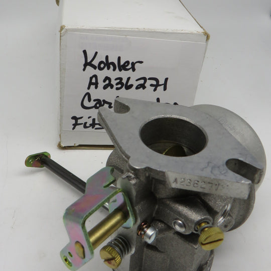 A236271 Kohler Carburetor Fits 5RMY OBSOLETE (Replaced by A236271S)