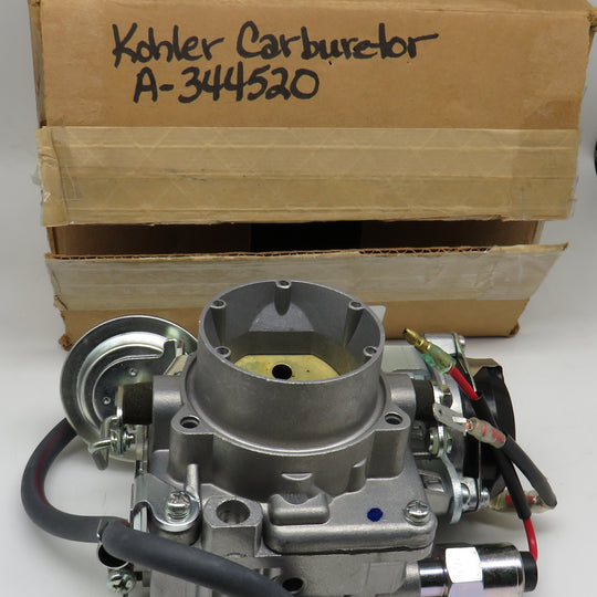 A-344520 Kohler Carburetor For Marine Stand By Generator OBSOLETE