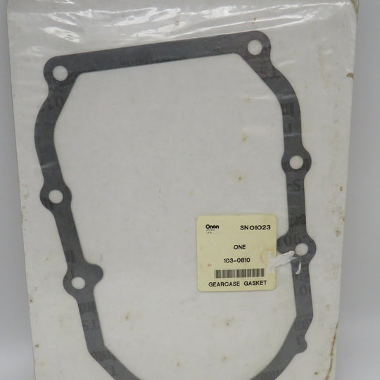103-0810 Onan Gearcase Gasket  For CK, CCK, CCKA, CCKB (Replaces 103-0811)
