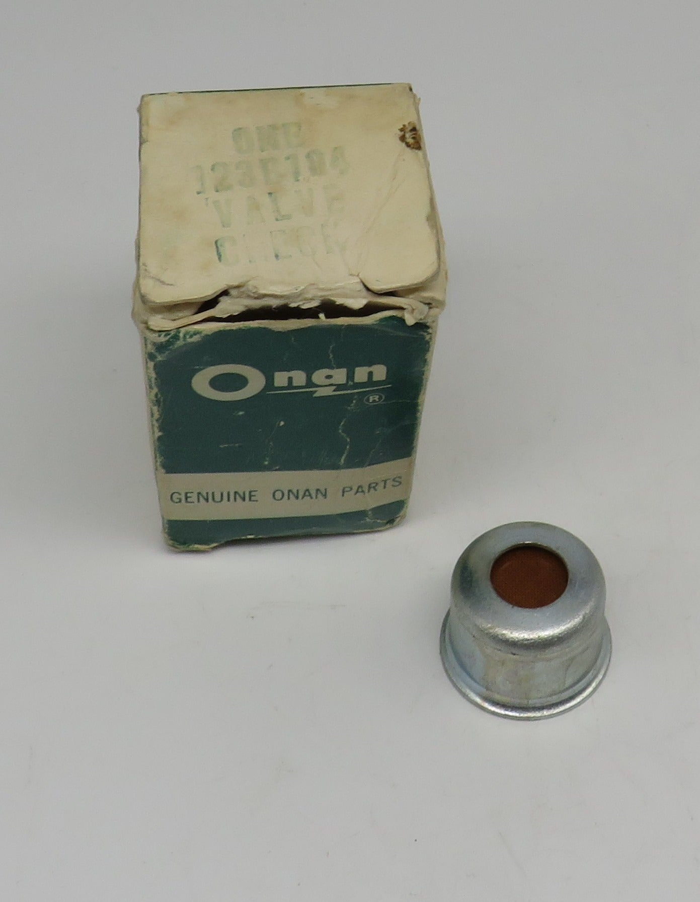 123-0104 Onan Check Valve for CCK Genset RV Electric Generating Set (Spec A-U) OBSOLETE