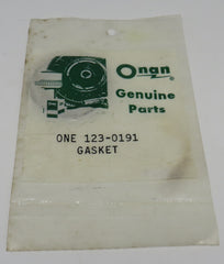 123-0191 Onan Gasket Oil Cap (Replaced by 123-1470)