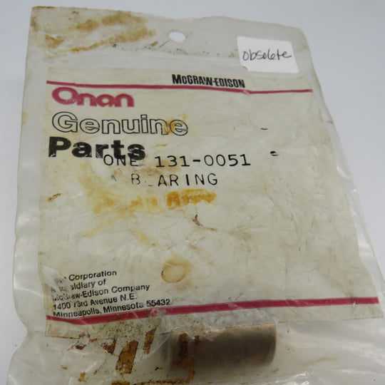 131-0051 Onan Bearing OBSOLETE