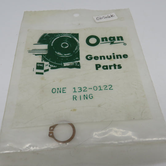 132-0122 Onan Ring OBSOLETE Used on Water Pump 132-0251 & 132-0115; Also Sherwood 5484