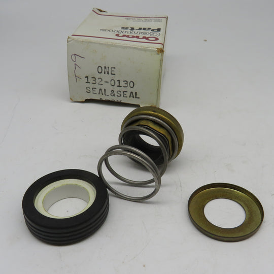 132-0130 Onan Seat & Seal Assembly For MDJC Spec A AD, MDJF 15 KW & MJC