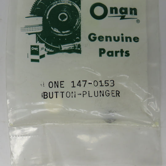 147-0153 Onan Button-Plunger