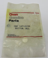 147-0156 Onan Button-Injector Plunger OBSOLETE