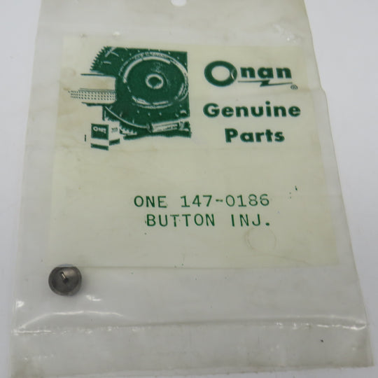 147-0186 Onan Button-Injection