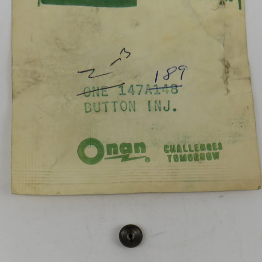 147-0189 Onan Button Injector OBSOLETE