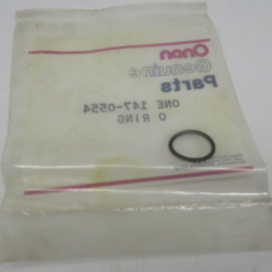 147-0554 Onan O-Ring For Injection System MDJE 6.0 & 7.5 KW Spec AB-AF OBSOLETE