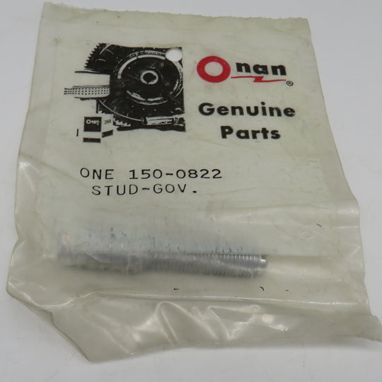 150-0822 Onan Stud Governor OBSOLETE For JB-JC Engine (Spec A-Q)