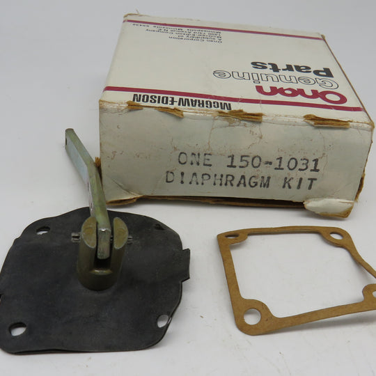 150-1031 Onan Diaphragm Kit OBSOLETE For NH Genset Spec A-R