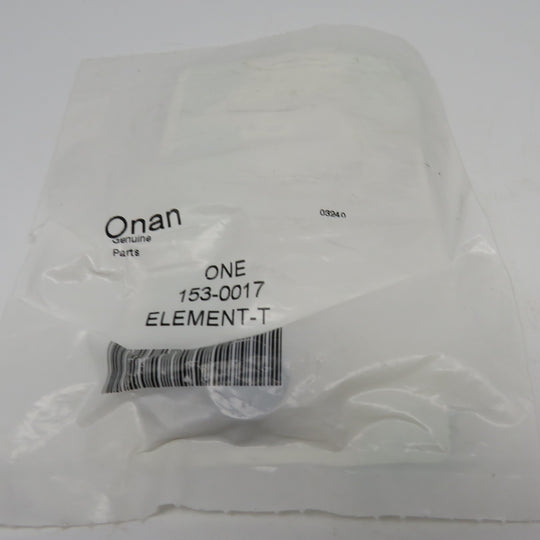 153-0017 Onan Choke Element