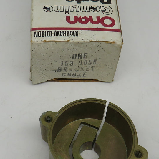 153-0058 Onan Generator Thermal Choke Housing Bracket (OBSOLETE) For MCCK