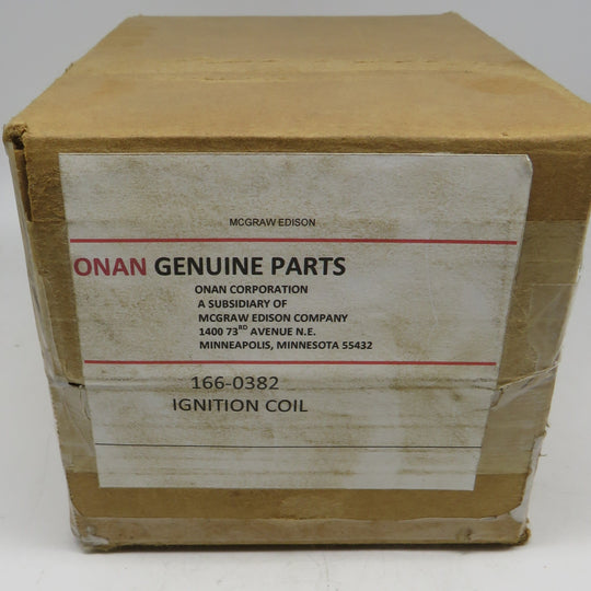 166-0382 Onan Ignition Coil for MCCK Spec H-J OBSOLETE