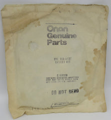 168-0137 Onan Gasket Kit OBSOLETE [Replaced 168-0190] for Model 6.5 NH (Spec P) Mobile Refrigeration and Utility Vehicles