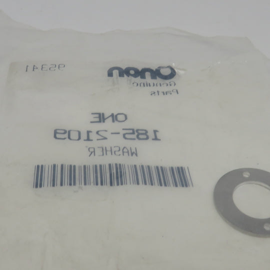 185-2109 Onan Washer-Flat