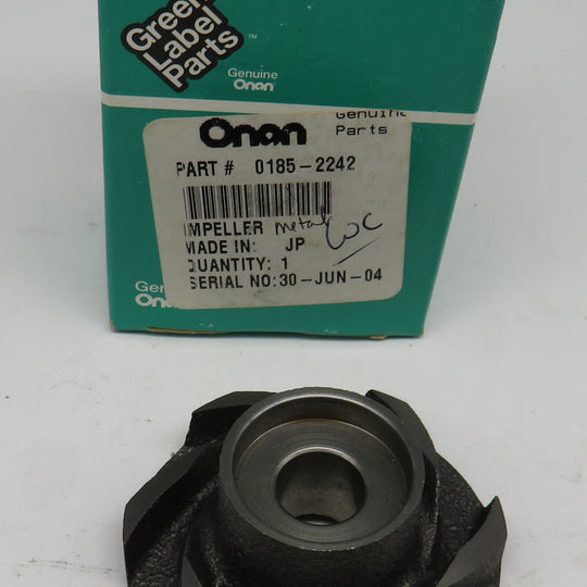 185-2242 Onan Impeller For DKD Spec A-E