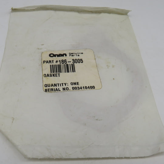 186-3005 Onan Gasket OBSOLETE For MME Spec A C Marine Genset