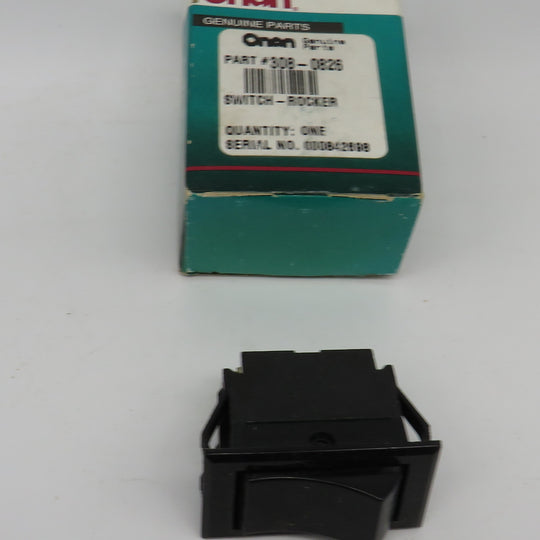 308-0826 Onan Rocker Switch