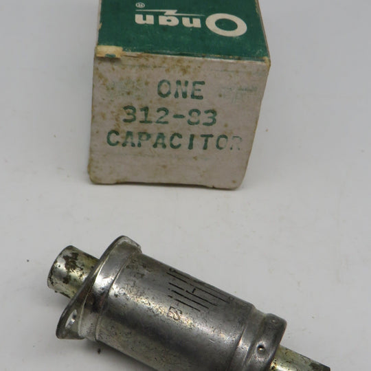 312-0083 Onan Capacitor, Ignition Shielded For MCCK Spec A-G OBSOLETE