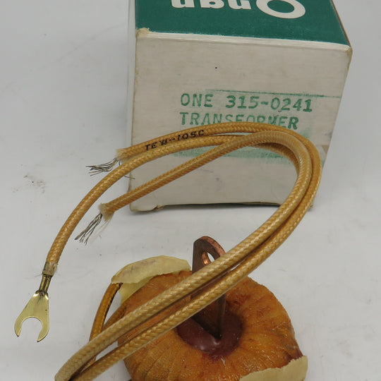 315-0241 Onan Transformer For MCCK (Spec A-G) Control-O-Matic (Spec C Only) OBSOLETE