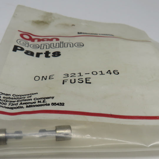 321-0146 Onan Fuse 10 Amp For 6.0 DJE-3CE