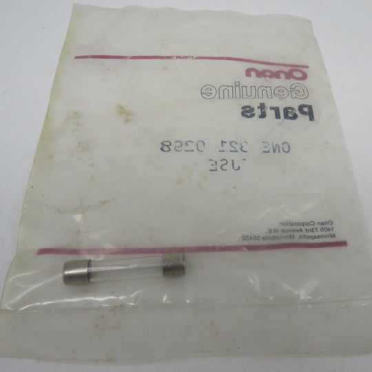 321-0298 Onan Fuse 5 Amp For RV Genset BGM (Spec A)