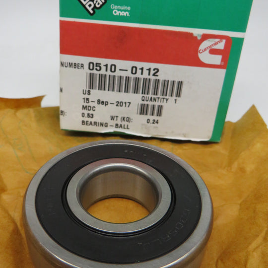 510-0112 Onan Bearing Ball (Onan Green Box)