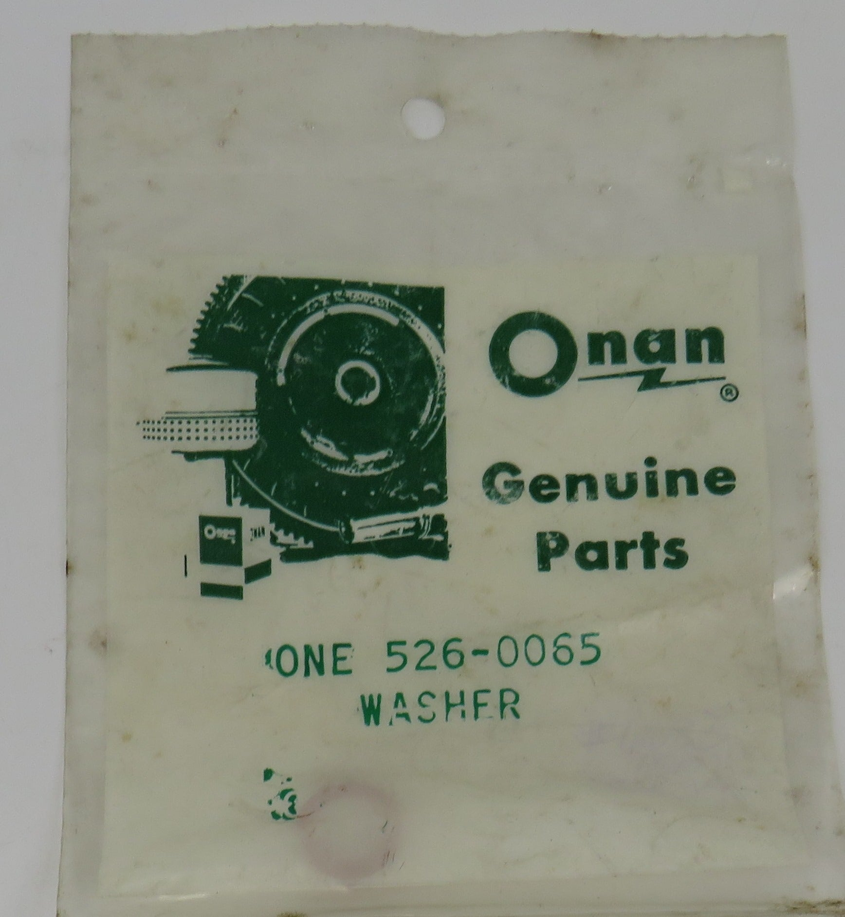 526-0065 Onan Copper Washer-Flat 5/16