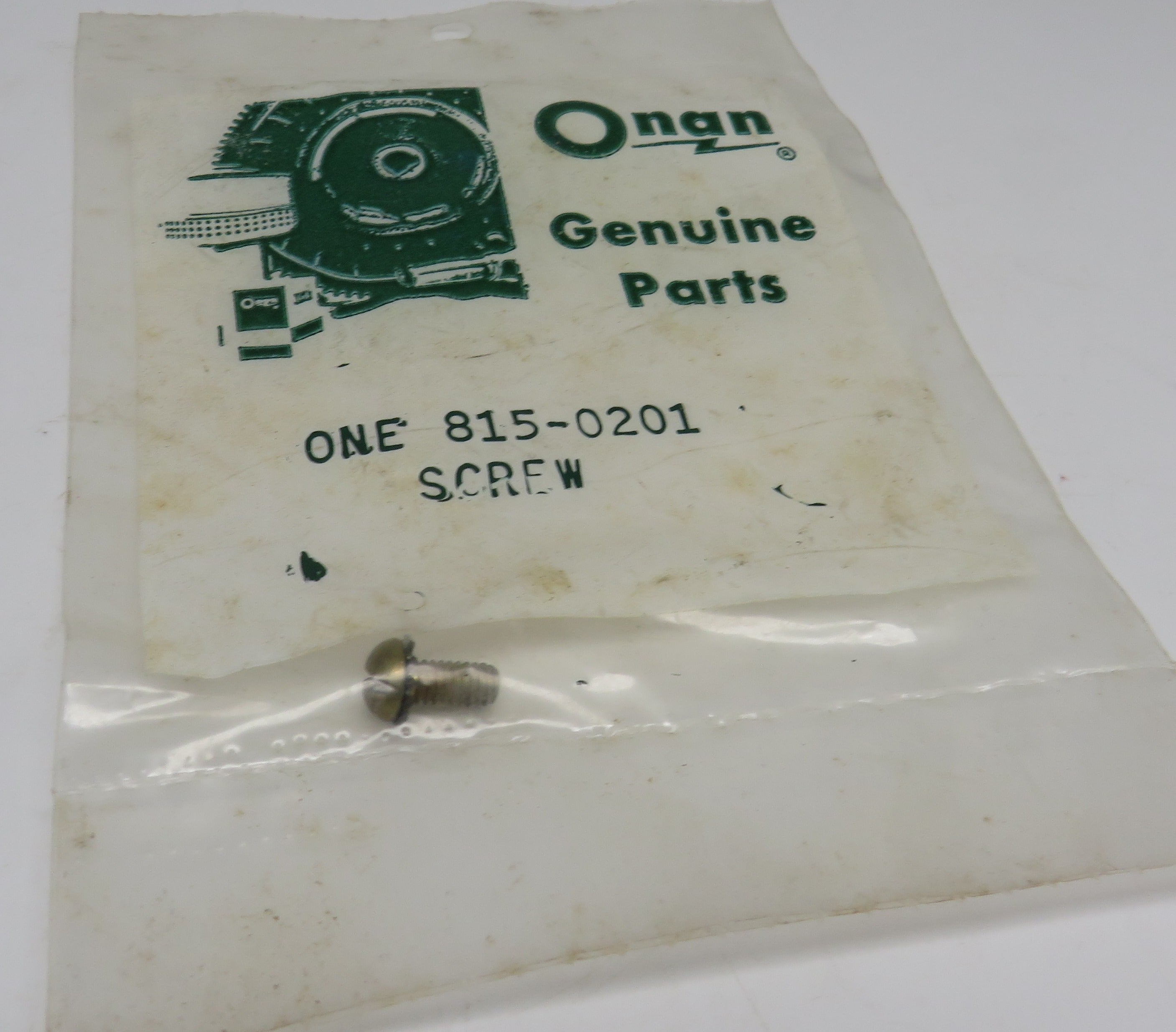 815-0201 Onan Screw For MCCK Spec A-G