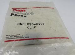 870-0197 Onan Nut-Speed Clip