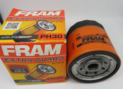 PH30 Fram Extra Guard Oil Filter Same as Sierra 18-7824, Mercury 35-802885Q & OMC 502902