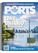 Ports: The Cruising Guides Lake Ontario & The Thousand Islands 2016 Edition