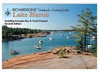 Lake Huron Richardson's Chartbook & Cruising Guide Including Georgian Bay & North Channel 7th Edition