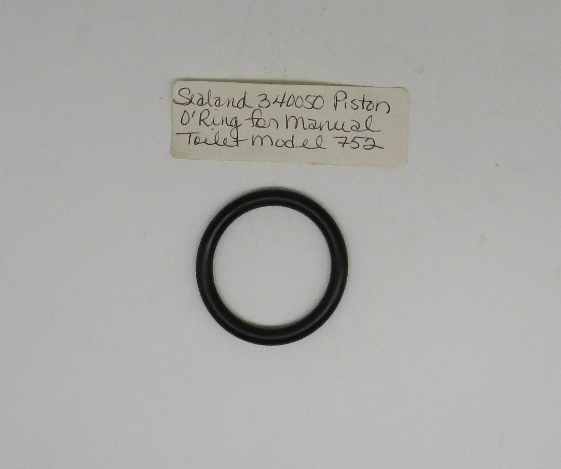 340050 Sealand Dometic Piston O-Ring for Manual Toilet Model 752 (OBSOLETE)