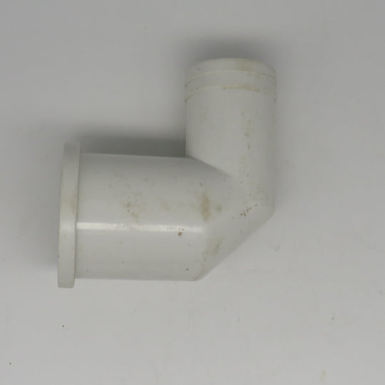 340057 Sealand Discharge Elbow Model 752 Manual Marine Toilet (White) (OBSOLETE)