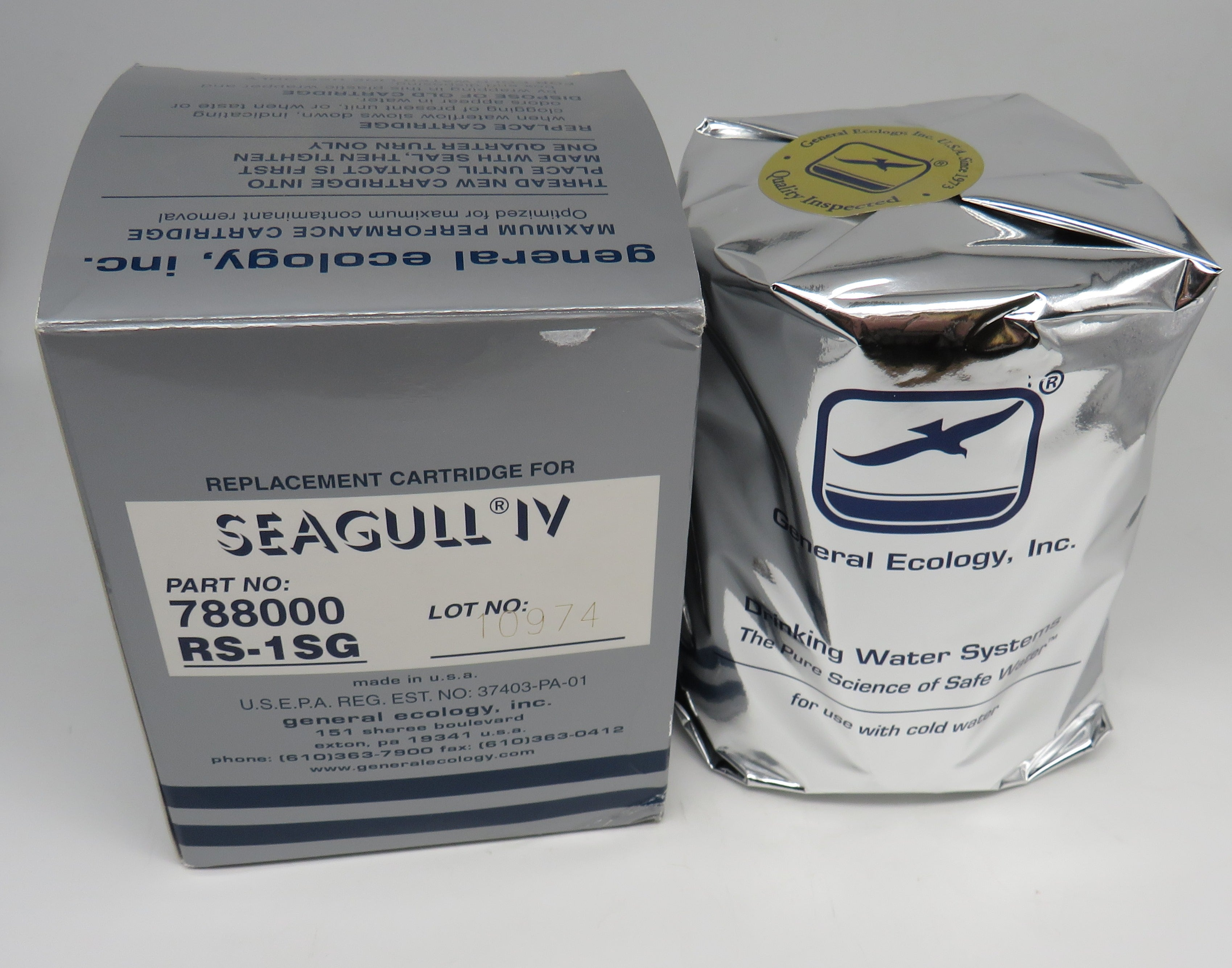 GE788000 Seagull IV RS-1SG Cartridge