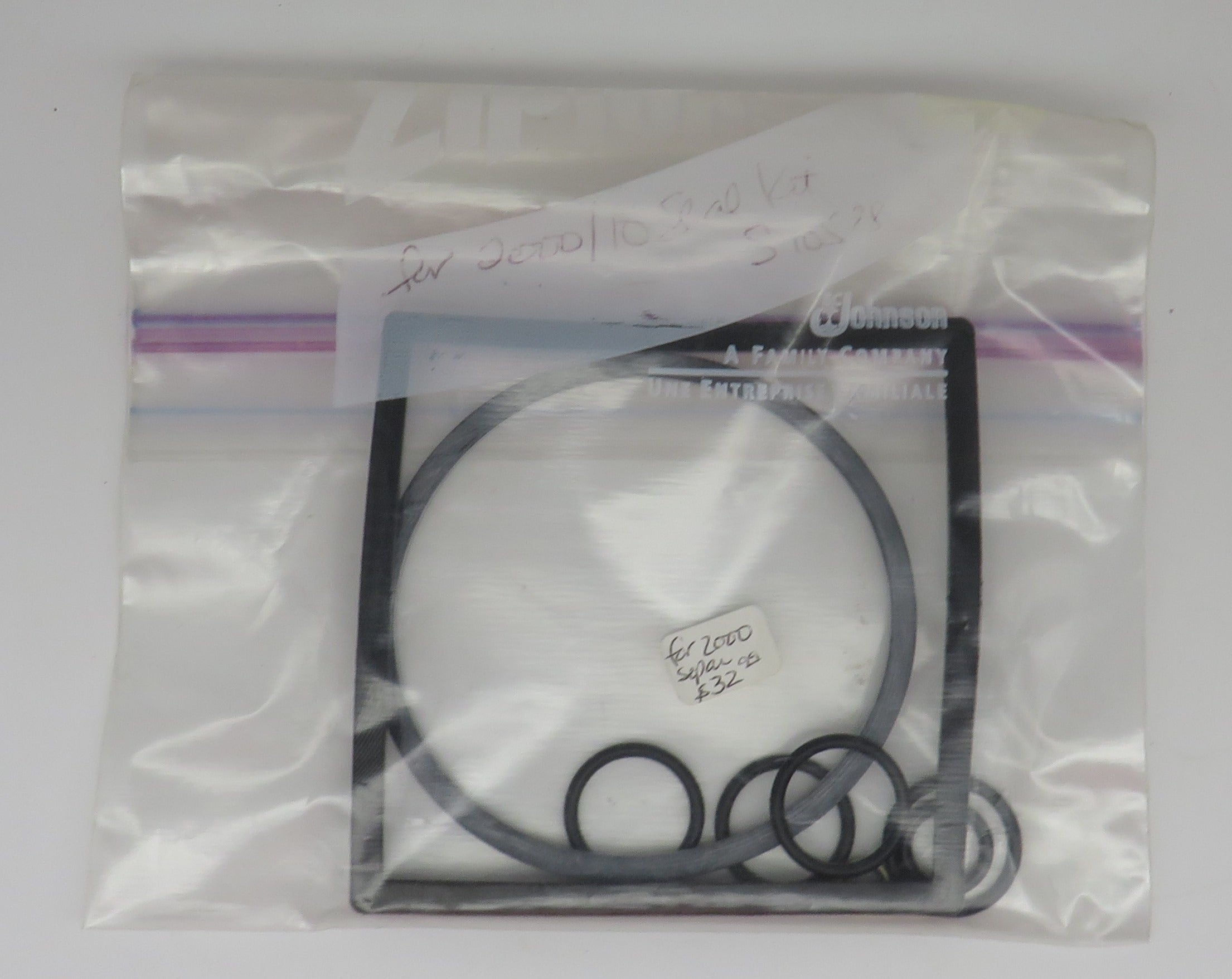 Separ Seals 2000/10 Seal Kit