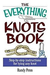 The Everything Knots Book: Step-By-Step Instructions for Tying Any Knot Paperback – Illustrated, March 5, 2004