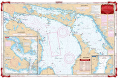 Georgian Bay to Sault Ste Marie Waterproof Chart WP-177