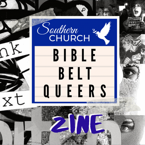 Bible Belt Queers Zine Logo