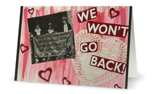 Load image into Gallery viewer, 5 Pack : Riot On Valentine Card